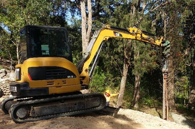 Cat Excavators 6 3 & 22 Tonne | 26 Tonne Low Loader + Tipper